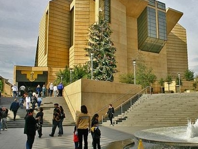 Cathedral Of Our Lady Of The Angels