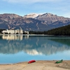Lake Louise In The Canadian Rockies
