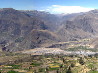 Cotahuasi Canyon