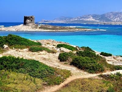 La Pelosa Beach - Sardinia
