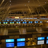 Late Night In New Central Departures Terminal