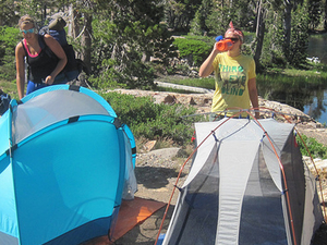 Lizard Creek Campground