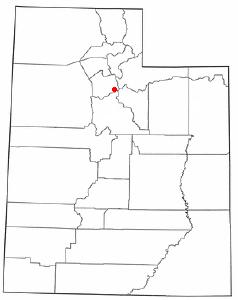 Location Of Alta Utah