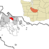Location Of Fife Washington