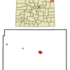 Location In Phillips County And The State Of Colorado