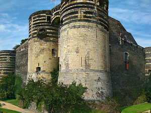 Chateau d Angers