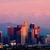Los Angeles Sunset CA
