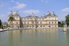 Luxembourg Garden Pool