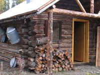 Lower East Fork Ranger Cabin No. 9
