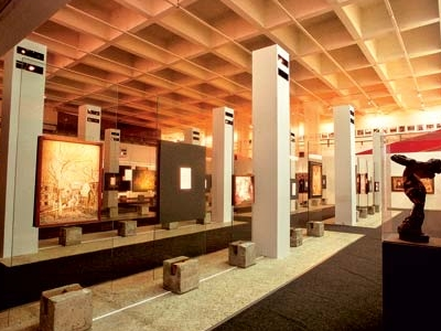 The Exhibition Room