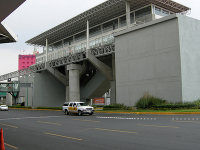 Mexico City International Airport