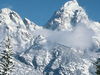 Middle Teton - Grand Tetons - Wyoming - USA