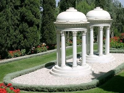 Mirza Mihdi Navvab Monuments