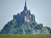Mont St Michel From The Polders