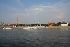 Moscow Gorky Park View Full