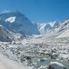 Mount Everest From Rongbuk - Mahalangur Region