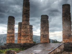 Athens Short Break + Delphi Tour Photos