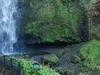 Multnomah Falls Bottom View OR