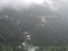 Mussoorie View From Top Of The Hill