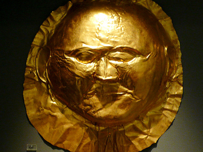 Funeral Mask