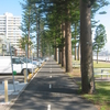 Manly Beach's Foot-and-Cycle Path