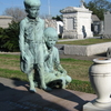 Monuments At Metairie Cemetery