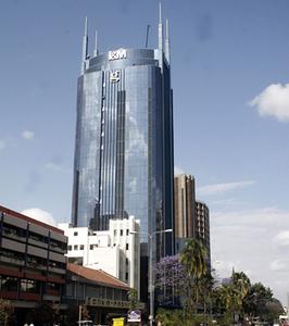 Nairobi I&M Bank Tower