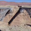 Navaho Bridge Flagstaff And Fredonia Join