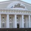 Old Saint Petersburg Stock Exchange