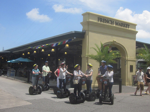 New Orleans French Quarter Segway Tour Photos