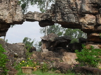 Natural Arch