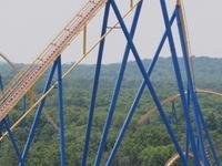 Nitro Roller Coaster