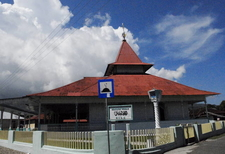 Old Mosque In Ambon