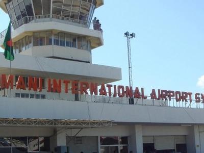 Osmani International Airport
