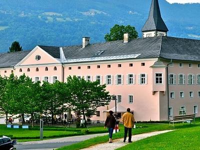 Ossiach Abbey, Carinthia, Austria