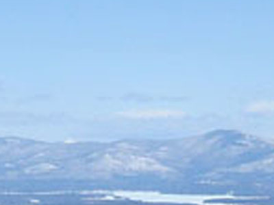 Ossipee Mountains
