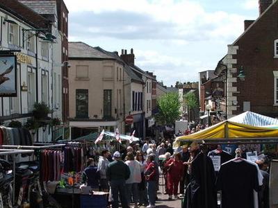 Oswestry Market