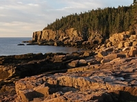 Otter Cliffs