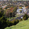 Overlooking The City From West Dubbo