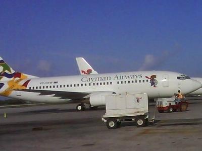 Owen Roberts International Airport Reworked