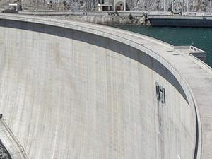 Oymapinar Dam