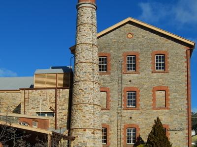 Old Mill Building Of Birdwood