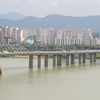 Olympic Bridge On Hangang River