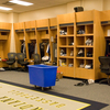 Pacers Locker Room At Conseco Fieldhouse