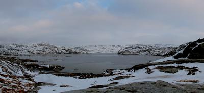 Panoramic View Of Etne