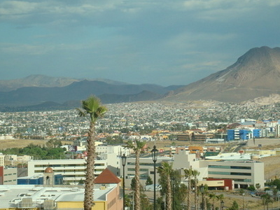 View Of Chihuahua
