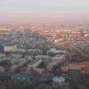 Panoramic View Of Osh