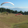 Paragliding At Sanasar