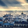 Paris City - Aerial View