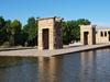 Parque Del Oeste Park Madrid